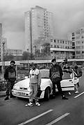 Demon Boyz, London, UK, 1980s
