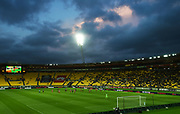 General view of Westpac Stadium during their Hyundai A League match. Wellington Phoenix v Melbourne City FC. Westpac Stadium, Wellington, New Zealand. Saturday 26 January 2019. ©Copyright Photo: Chris Symes / www.photosport.nz