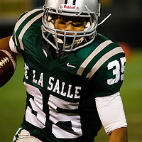 De La Salle v California Football 121110