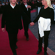 Premiere Primary Colors, Michael Pilarczyk en vrouw Caroline