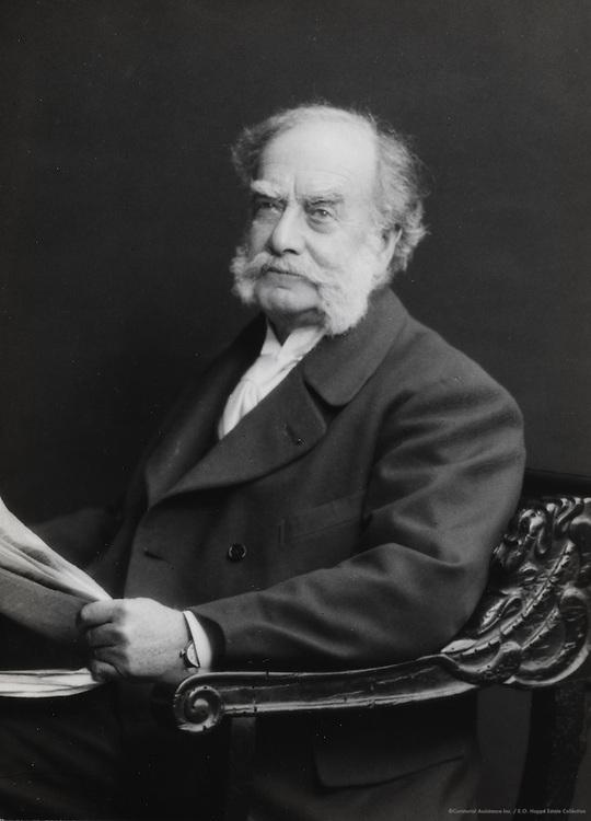 Sir Alfred Yarrow, engineer and inventor, England, UK, 1922