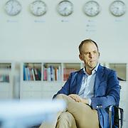 Johan Brenner, Palo Alto, CA. Creandum VC | Civilekonomen Magazine (Sweden)