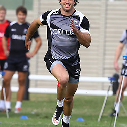 DURBAN, SOUTH AFRICA Monday 29th June 2015 - Paul Jordaan during the Cell C Sharks Conditioning training session at Growthpoint Kings Par in Durban, South Africa. (Photo by Steve Haag)