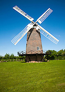 Wilton windmill built 1821 located between the villages of Wilton and Great Bedwyn, Wiltshire, England