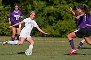 Slate Hill, New York - Warwick plays Minisink Valley in a varsity girls' soccer game on Sept. 15, 2014.