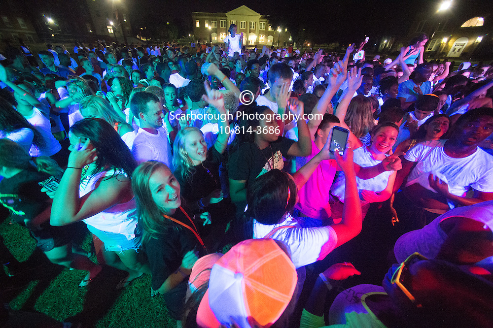 Campbell University 2014 Welcome Week