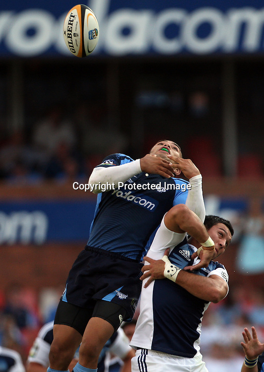 PRETORIA, South Africa, Bryan Habana during the Super 14 match between the Bulls and the Blues held at Loftus Versfeld in Pretoria on the 21 February 2009...Photo by: Barry Aldworth/ SPORTZPICS