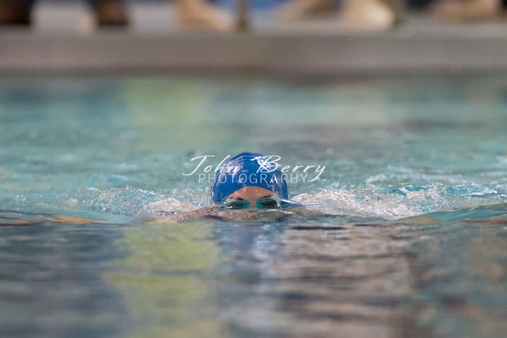 January/14/12:  MCHS Swim vs George Mason and Strasburg at Manassas Park.  ..Event-20  Girls 100 Yard Breaststroke.Lane 3  Kara Omer.Lane 6  Brooke Paramore
