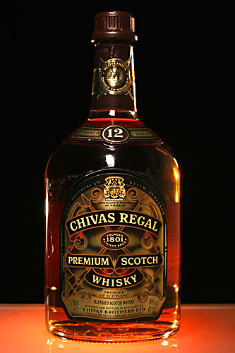 Chivas Regal.