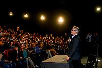 Thierry Fremaux <br /> 9th Lyon Film Festival. Masterclass Eddie Mitchell