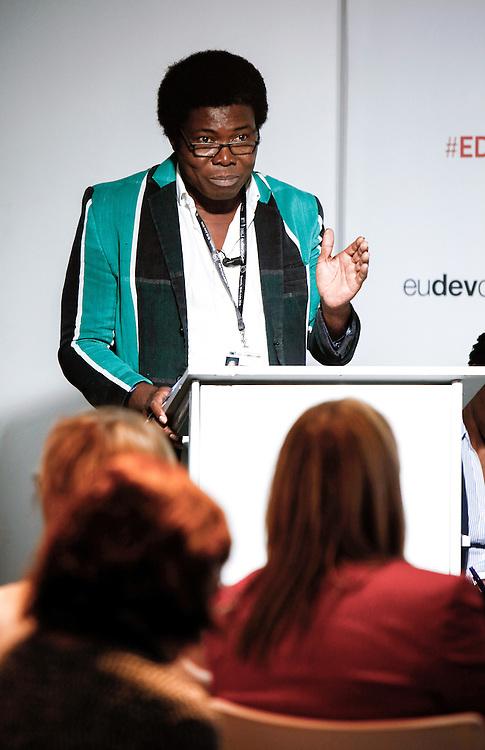 20160615 - Brussels , Belgium - 2016 June 15th - European Development Days - Culture and sustainable growth - Etienne Minoungou , Culturel entrepreneur © European Union