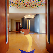 Make a Wish Complex @ Sacramento Office infrastructure- architectural and Interior Photography example of Chip Allen's work.