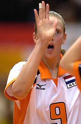 19-06-2000 JAP: OKT Volleybal 2000, Tokyo<br /> Nederland - Japan 1-3 / Chaine Staelens