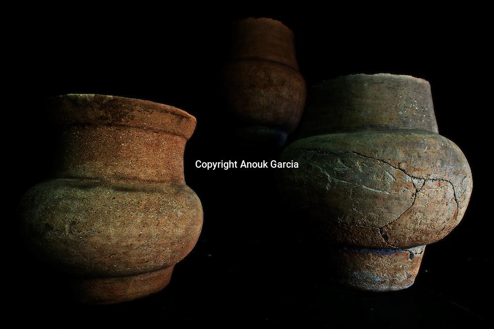 urnes funéraires trouvée dans la région de Sena Madureira