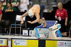 VINTHER Amalie DEN at 2015 IPC Swimming World Championships -  Women's 400m Freestyle S8