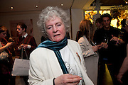 MAGGI HAMBLING, Book launch party for the paperback of Nicky Haslam's book 'Sheer Opulence', at The Westbury Hotel. London. 21 April 2010