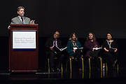 Closing session of the National Assembly of State Arts Agencies (NASAA) 2015 Leadership Institute at the Rose Wagner Performing Arts Center in Salt Lake City, Utah