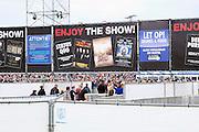 Nederland, Nijmegen, 22-6-2013Live optreden van Bruce Springsteen en de E-street band in het Goffertpark.60.000 bezoekers kwamen op dit concert af en werden bij de toegang, ingang gecontroleerd.Foto: Flip Franssen/Hollandse Hoogte