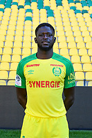 Abdoulaye Toure during photoshooting of Fc Nantes for new season 2017/2018 on September 18, 2017 in Nantes, France. (Photo by Philippe Le Brech/Icon Sport)