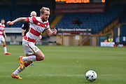 Doncaster Rovers Midfielder, Harry Middleton breaks during the Sky Bet League 1 match between Bury and Doncaster Rovers at the JD Stadium, Bury, England on 9 April 2016. Photo by Mark Pollitt.