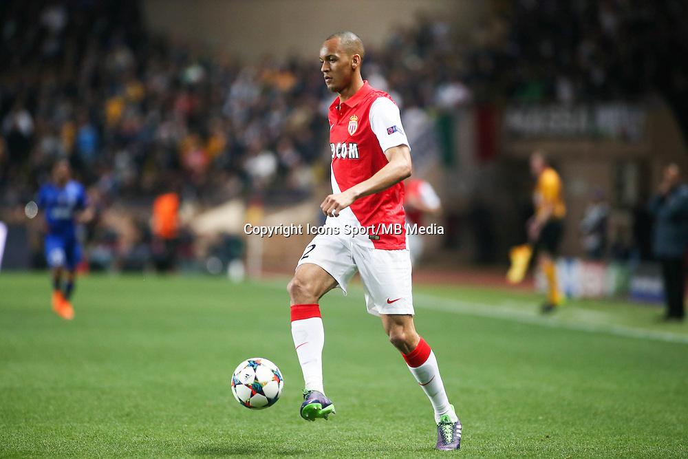 FABINHO  - 22.04.2015 - Monaco / Juventus Turin - 1/4Finale retour Champions League<br />Photo : Serge Haouzi / Icon Sport