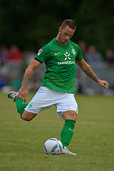 06.07.2011, An der Mühle, Norderney, GER, Werder Bremen vs SV Meppen,  Friendly Match  1. FBL  im Bild Marko Arnautovic (Bremen #7)  // durind the friendly Match between Werder Bremen vs SV Meppen, at the trainingscamp on the Mihle 2011/07/04  EXPA Pictures © 2011, PhotoCredit: EXPA/ nph/  Kokenge       ****** out of GER / CRO  / BEL ******