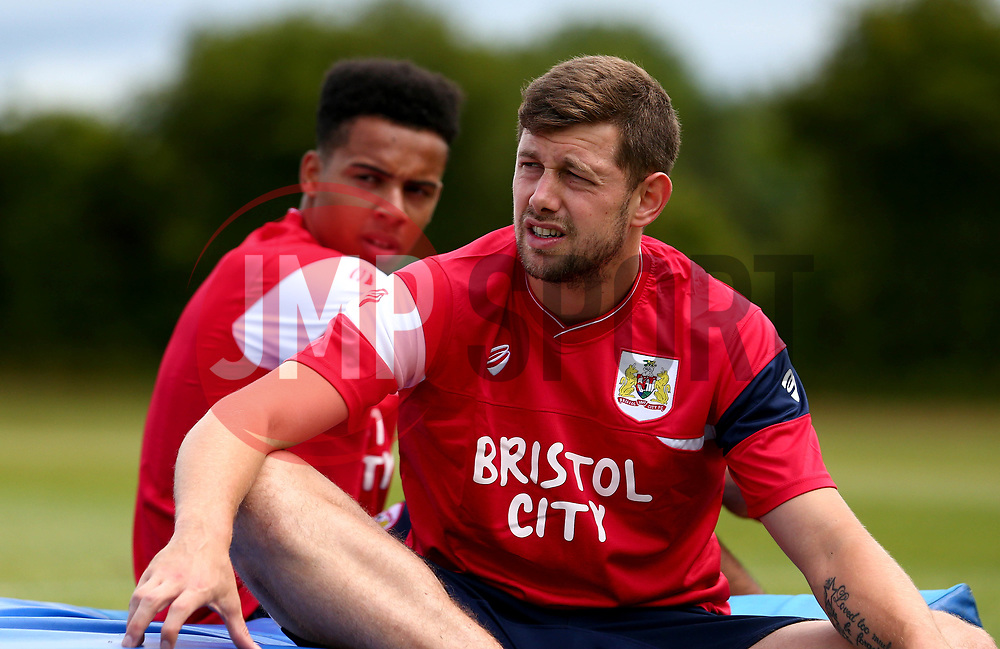 Frank Fielding looks on as Bristol City return to training ahead of their 2017/18 Sky Bet Championship campaign - Mandatory by-line: Robbie Stephenson/JMP - 30/06/2017 - FOOTBALL - Failand Training Ground - Bristol, United Kingdom - Bristol City Pre Season Training - Sky Bet Championship