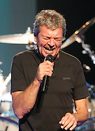 Tribune Photo/SANTIAGO FLORES Ian Gillan of Deep Purple perfoms at the Morris Performing Arts Center on Wednesday night.