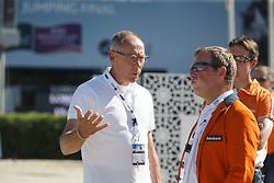 Ehrens Rob, Schroder Gerco,Van Asten Leopold <br /> First Round<br /> Furusiyya FEI Nations Cup Jumping Final - Barcelona 2015<br /> © Dirk Caremans<br /> 24/09/15