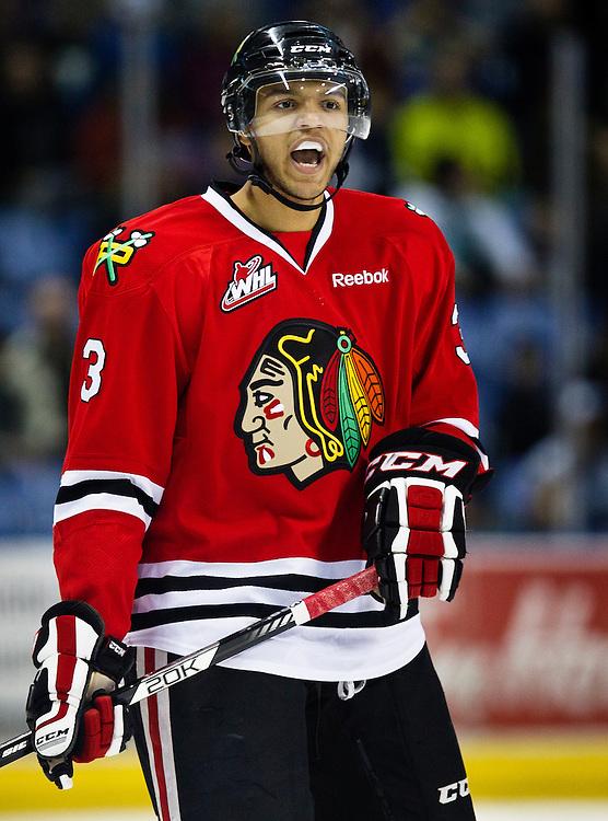 Seth Jones hockey Photo Portland Winterhawks
