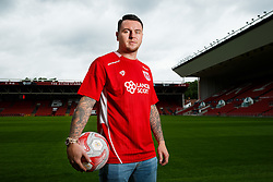 Bristol City sign Lee Tomlin ahead of their 2016/17 Sky Bet Championship Campaign - Mandatory byline: Rogan Thomson/JMP - 04/07/2016 - FOOTBALL - Ashton Gate Stadium - Bristol, England - Bristol City New Signings.
