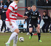 Dundee's David Clarkson -  Dundee v Hamilton Academical, SPFL Premiership at Dens Park <br /> <br /> <br />  - &copy; David Young - www.davidyoungphoto.co.uk - email: davidyoungphoto@gmail.com