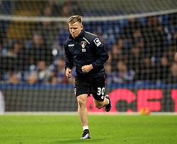Matt Ritchie of Bournemouth warms up - Mandatory byline: Robbie Stephenson/JMP - 05/12/2015 - Football - Stamford Bridge - London, England - Chelsea v AFC Bournemouth - Barclays Premier League
