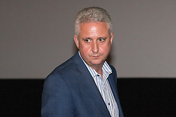 © Licensed to London News Pictures . 27/09/2015 . Brighton , UK . IVAN LEWIS CREAGH MP speaks at a Progress Rally fringe event at screen one of the Odeon Cinema on Brighton seafront , during the 2015 Labour Party Conference . Photo credit : Joel Goodman/LNP