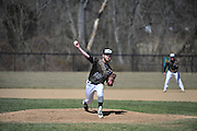 Stevenson baseball took the second game of a double header 15-12 over Penn State Abington Sunday afternoon at Stevenson University baseball field on the SU Greenspring Campus in Stevenson.