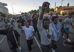 60133346<br /> Protesters take part in a demonstration to protest George Zimmerman s acquittal in the shooting death of Florida teen Trayvon Martin, in Los Angeles, California, July, 15, 2013. A Jury in U.S. state Florida on July 13 acquitted George Zimmerman, who shot and killed Seventeen-year-old African American teenager Trayvon Martin on Feb. 26, 2012, in a case which sparked heated debate on race and guns, Los Angeles, USA,<br /> Monday, 15th July 2013<br /> Picture by imago / i-Images<br /> UK ONLY