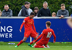 170417 Leicester City U23 v Liverpool U23