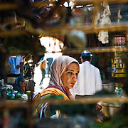 a woman in Marrakesh