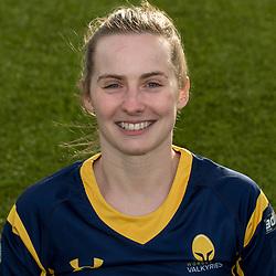 Josie Symonds of Worcester Valkyries - Mandatory by-line: Robbie Stephenson/JMP - 14/09/2017 - RUGBY - Sixways Stadium - Worcester, England - Worcester Valkyries Headshots