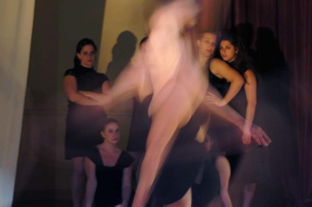 Calderwood Pavillion at Boston Center for The Arts. South End. Boston, MA. <br /> www.kairosdancetheater.org