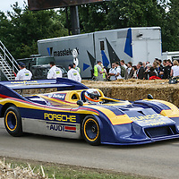1973 Porsche 917/30 Can Am, Goodwood Festival of Speed 2007
