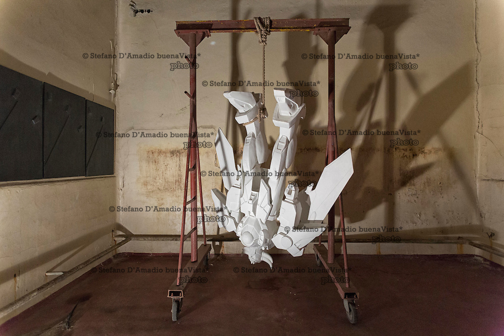 l'impiccato di Mauro Cuppone<br /> <br /> the hanged by Mauro Cuppone