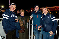 Fans prior to kick off  - Mandatory by-line: Ryan Hiscott/JMP - 18/10/2019 - RUGBY - Ashton Gate - Bristol, England - Bristol Bears v Bath Rugby - Gallagher Premiership Rugby