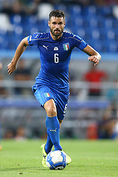 September 5, 2017 - Reggio Emilia, Italy - Antonio Candreva of Italy during the FIFA World Cup 2018 qualification football match between Italy and Israel at Mapei Stadium in Reggio Emilia on September 5, 2017. (Credit Image: © Matteo Ciambelli/NurPhoto via ZUMA Press)