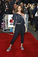 Kiera-Nicole Brennan, Johnny English Strikes Again - Special screening, Curzon Mayfair, London, UK, 03 October 2018, Photo by Richard Goldschmidt
