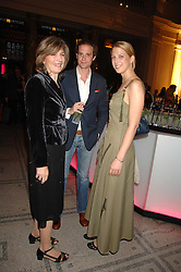 Left to right, JILL, DUCHESS OF HAMILTON, COUNT RICCARDA LANZA and LADY GABRIELLA WINDSOR at a party to celebrate the 150th anniversary of the V&A museum, Cromwell Road, London on 26th June 2007.<br /><br />NON EXCLUSIVE - WORLD RIGHTS