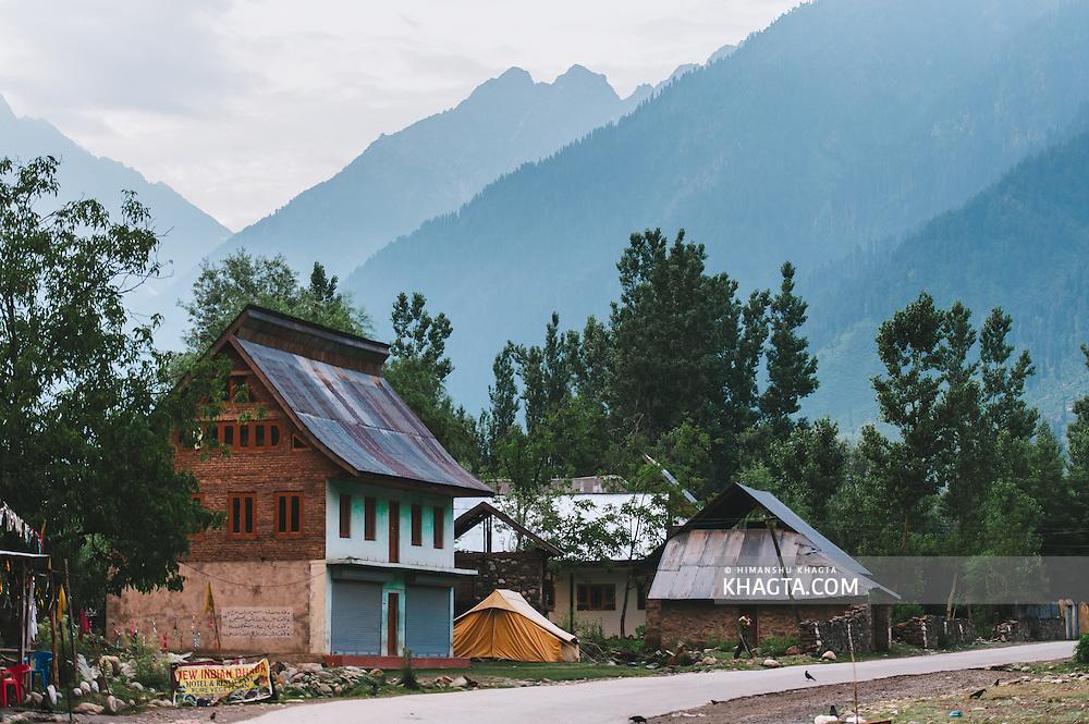 Kangan, Kashmir, India