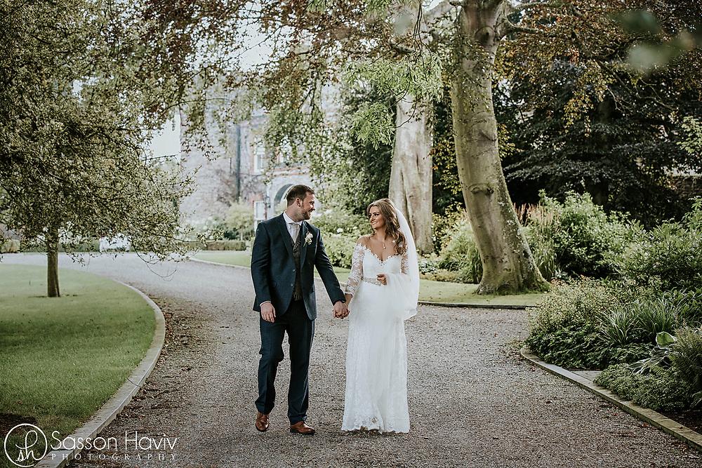 Wedding Photography at Ballymagarvey Village.