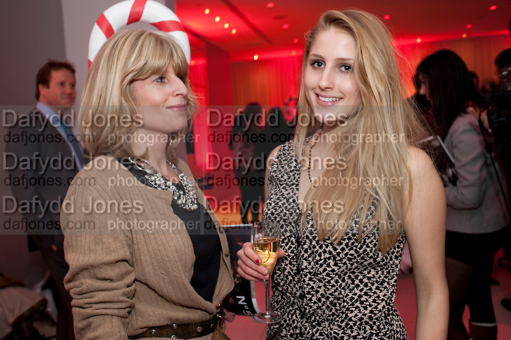 RACHEL JOHNSON; CHARLOTTE DAWNAY, English National Ballet&Otilde;s annual pre-show party at the St. Martin's Lane hotel before a performance of the Nutcracker at the Coliseum. 15 December 2010. <br />  -DO NOT ARCHIVE-&copy; Copyright Photograph by Dafydd Jones. 248 Clapham Rd. London SW9 0PZ. Tel 0207 820 0771. www.dafjones.com.<br /> RACHEL JOHNSON; CHARLOTTE DAWNAY, English National Ballet&rsquo;s annual pre-show party at the St. Martin's Lane hotel before a performance of the Nutcracker at the Coliseum. 15 December 2010. <br />  -DO NOT ARCHIVE-&copy; Copyright Photograph by Dafydd Jones. 248 Clapham Rd. London SW9 0PZ. Tel 0207 820 0771. www.dafjones.com.