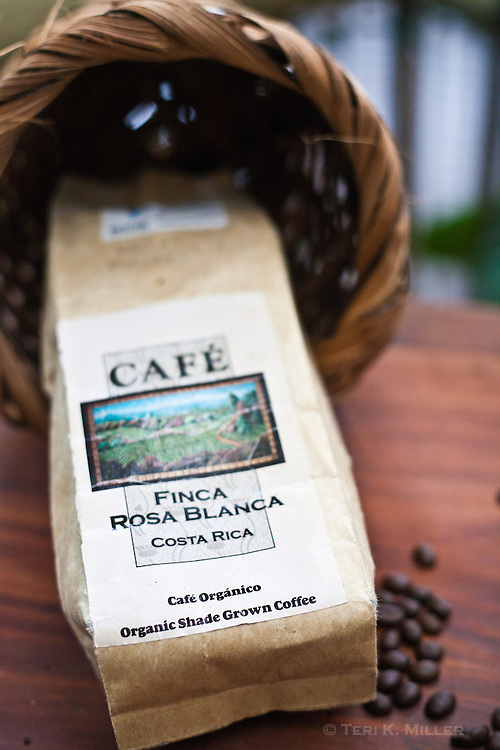 Coffee tour at Finca Rosa Blanca, Heredia, Costa Rica